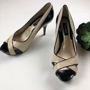 White House Black Market High Heel Shoes Size 7M